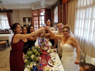 La boda de Elena y José Antonio