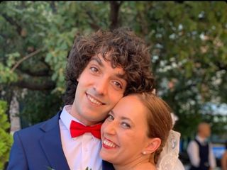 La boda de M. Carmen  y Héctor  2