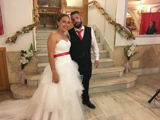 La boda de M. Carmen  y Héctor