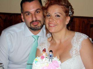 La boda de Carolina y Ángel