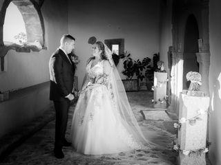 La boda de Alberto y Olga