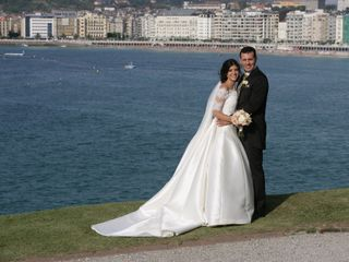 La boda de Laura y Marco