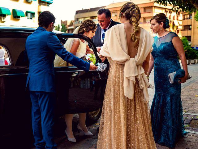 La boda de Alejandro y Beatriz en Toledo, Toledo 36