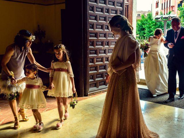La boda de Alejandro y Beatriz en Toledo, Toledo 37