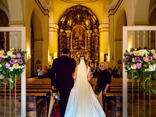 La boda de Alejandro y Beatriz en Toledo, Toledo 38