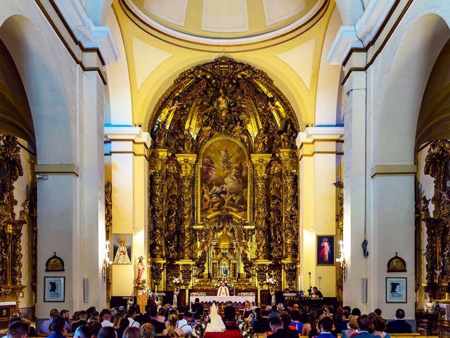 La boda de Alejandro y Beatriz en Toledo, Toledo 40
