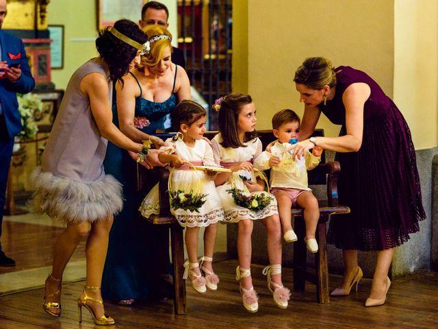 La boda de Alejandro y Beatriz en Toledo, Toledo 41