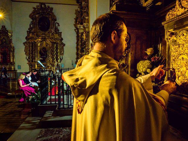 La boda de Alejandro y Beatriz en Toledo, Toledo 42