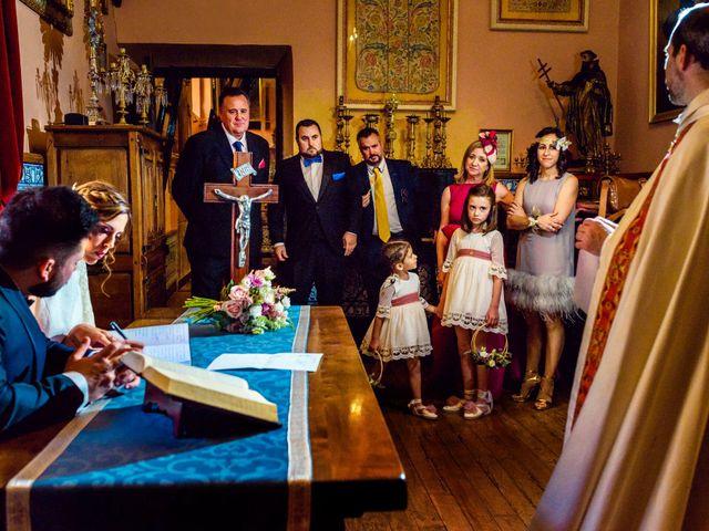 La boda de Alejandro y Beatriz en Toledo, Toledo 43
