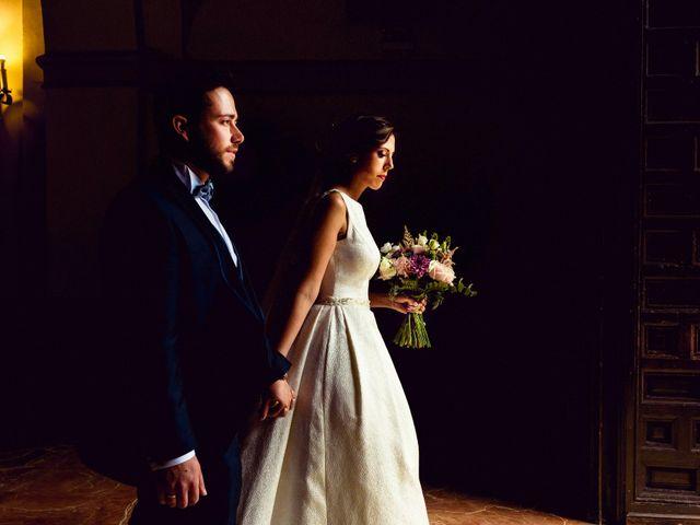 La boda de Alejandro y Beatriz en Toledo, Toledo 44