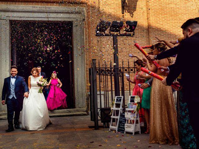 La boda de Alejandro y Beatriz en Toledo, Toledo 45