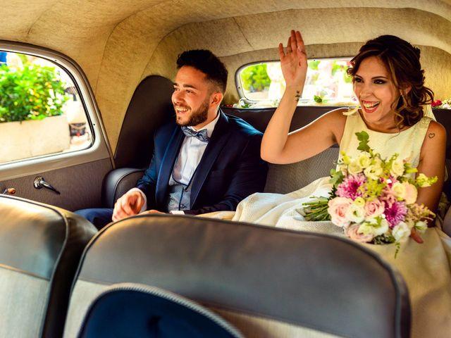 La boda de Alejandro y Beatriz en Toledo, Toledo 46