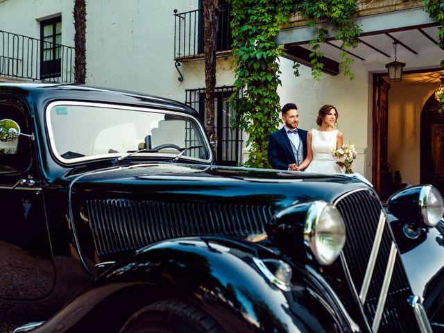 La boda de Alejandro y Beatriz en Toledo, Toledo 47