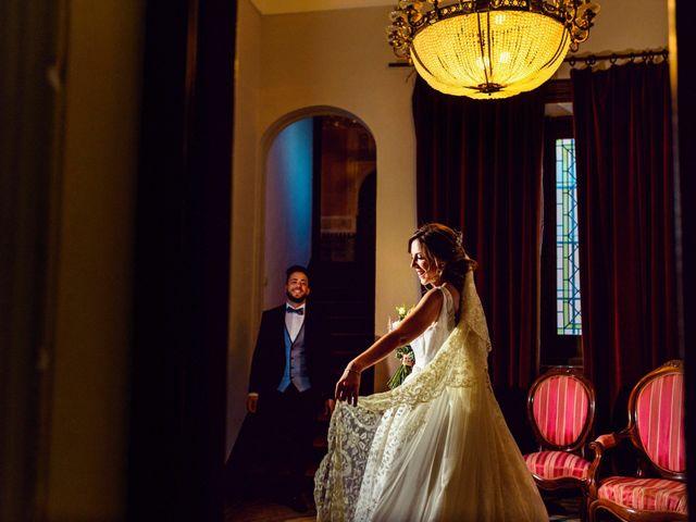 La boda de Alejandro y Beatriz en Toledo, Toledo 50