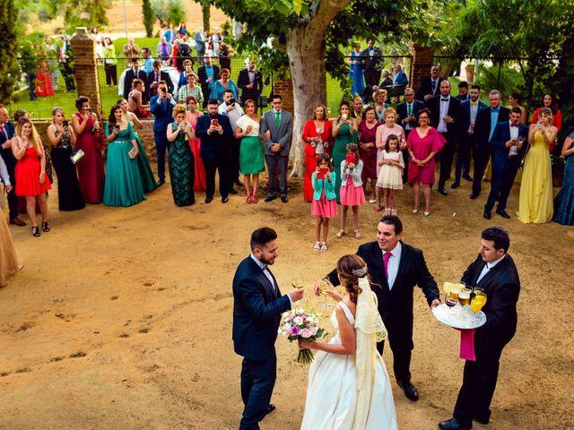 La boda de Alejandro y Beatriz en Toledo, Toledo 53