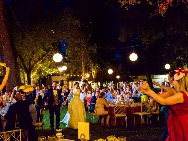 La boda de Alejandro y Beatriz en Toledo, Toledo 55