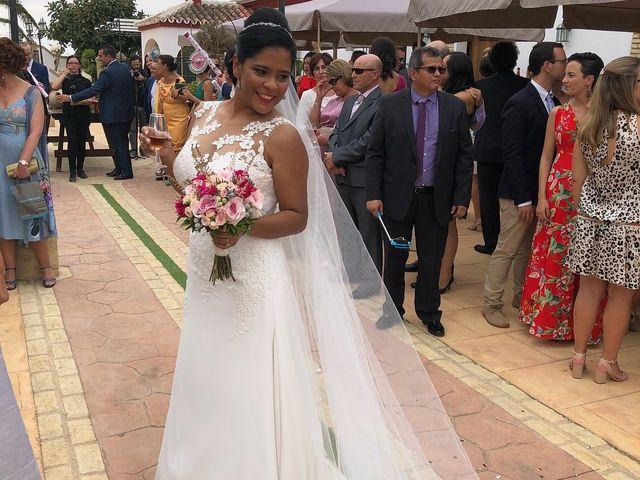 La boda de Anto  y Eva  en Moron De La Frontera, Sevilla 10