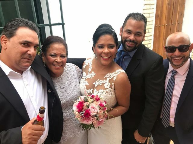 La boda de Anto  y Eva  en Moron De La Frontera, Sevilla 11