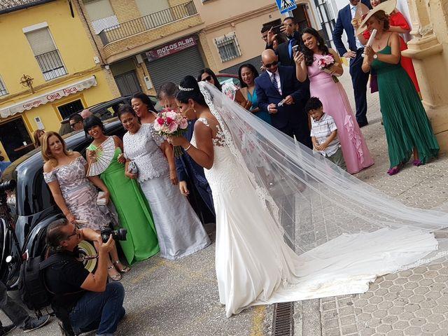 La boda de Anto  y Eva  en Moron De La Frontera, Sevilla 1