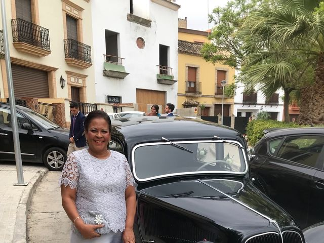 La boda de Anto  y Eva  en Moron De La Frontera, Sevilla 12