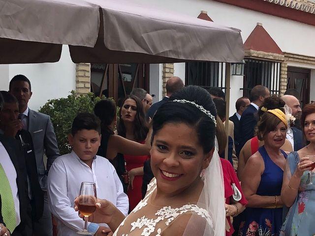 La boda de Anto  y Eva  en Moron De La Frontera, Sevilla 15