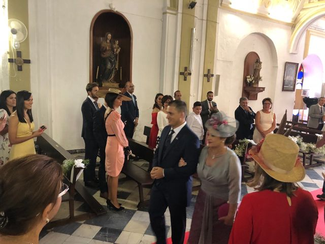 La boda de Anto  y Eva  en Moron De La Frontera, Sevilla 18