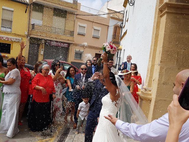 La boda de Anto  y Eva  en Moron De La Frontera, Sevilla 2