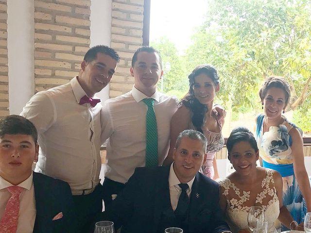 La boda de Anto  y Eva  en Moron De La Frontera, Sevilla 19