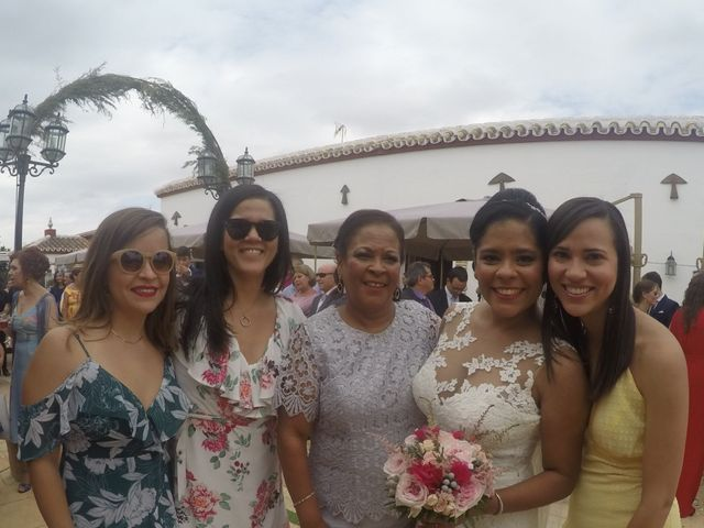 La boda de Anto  y Eva  en Moron De La Frontera, Sevilla 26