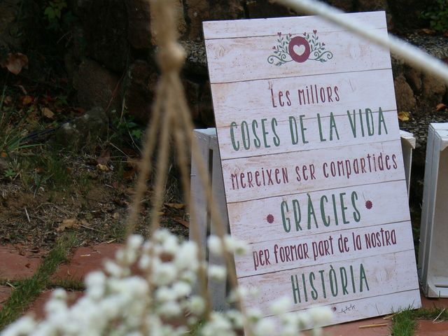La boda de David y Anna en Pals, Girona 7