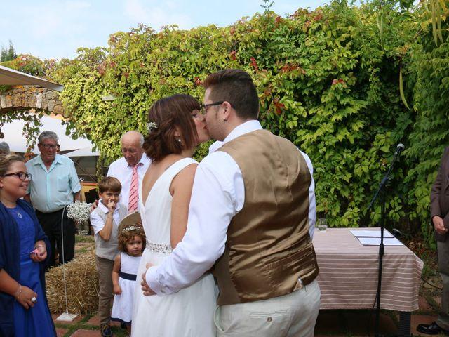 La boda de David y Anna en Pals, Girona 12