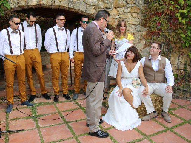 La boda de David y Anna en Pals, Girona 14