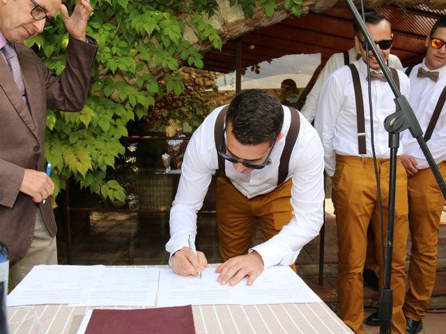 La boda de David y Anna en Pals, Girona 16