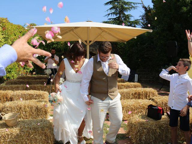 La boda de David y Anna en Pals, Girona 18