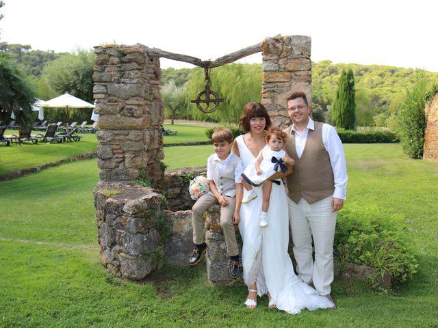 La boda de David y Anna en Pals, Girona 19