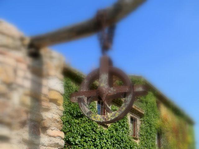La boda de David y Anna en Pals, Girona 20