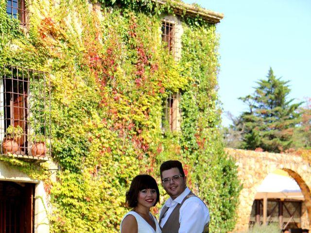 La boda de David y Anna en Pals, Girona 23