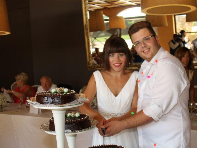 La boda de David y Anna en Pals, Girona 25