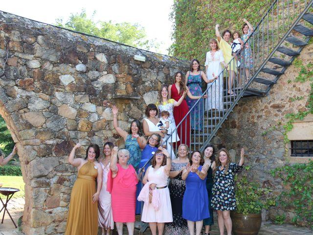 La boda de David y Anna en Pals, Girona 26