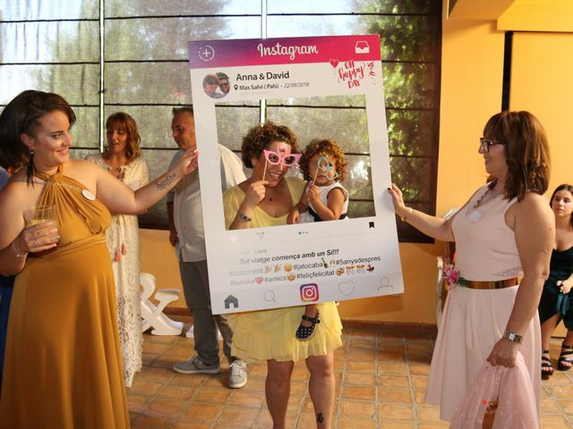 La boda de David y Anna en Pals, Girona 27