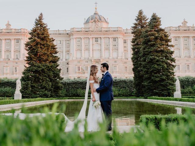La boda de Nabila y Hugo