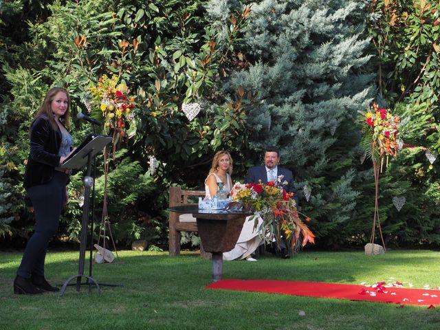La boda de Jordi y Tatiana en Sant Fost De Campsentelles, Barcelona 3