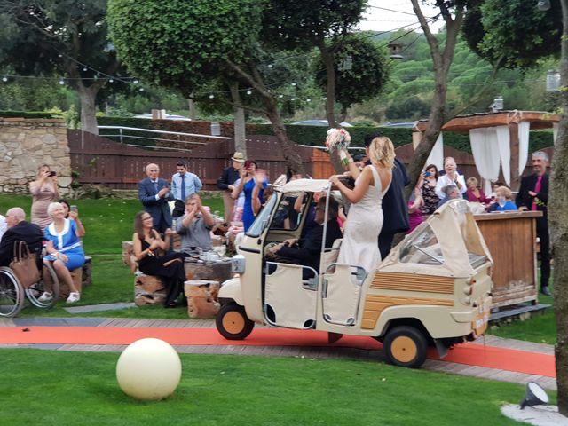 La boda de Jordi y Tatiana en Sant Fost De Campsentelles, Barcelona 4