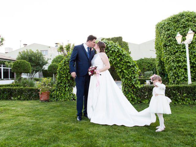 La boda de Alberto y Ana Maria en Illescas, Toledo 2
