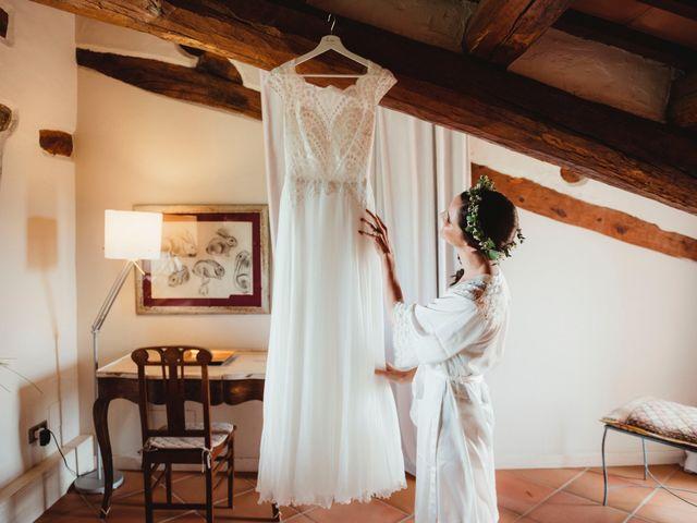 La boda de Xavi y Chiara en Castelladral, Barcelona 13