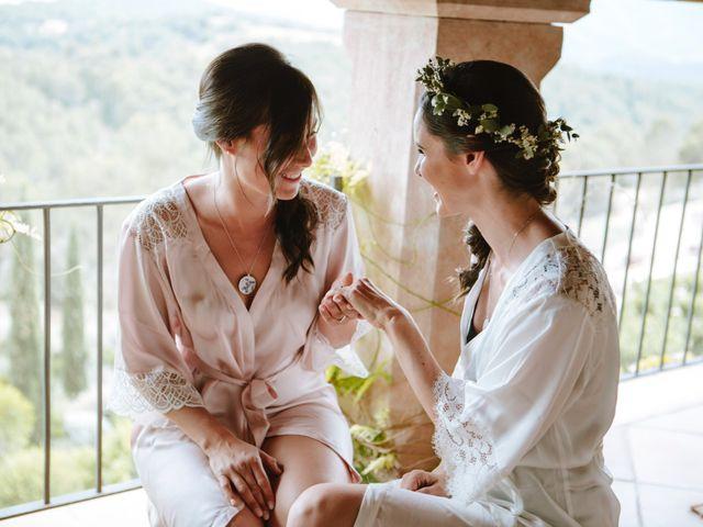 La boda de Xavi y Chiara en Castelladral, Barcelona 17
