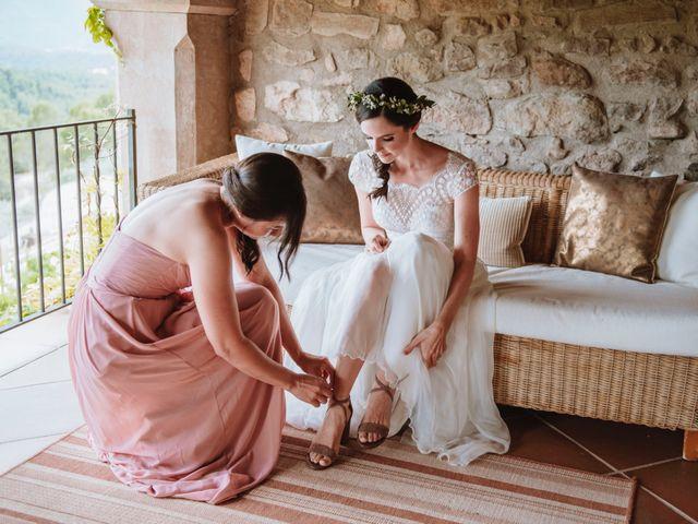 La boda de Xavi y Chiara en Castelladral, Barcelona 24