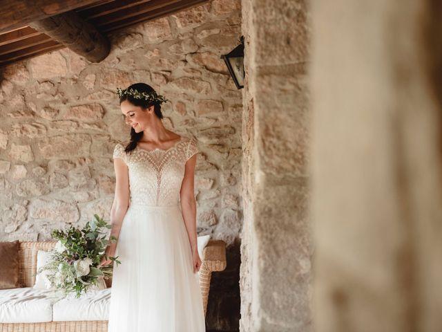 La boda de Xavi y Chiara en Castelladral, Barcelona 29