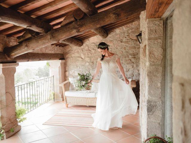 La boda de Xavi y Chiara en Castelladral, Barcelona 30