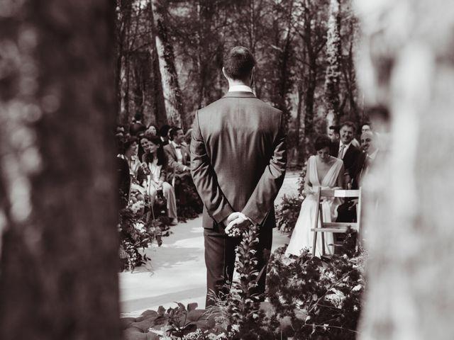 La boda de Xavi y Chiara en Castelladral, Barcelona 32